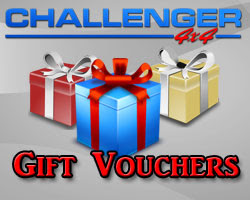 Gift Vouchers at Challenger 4x4