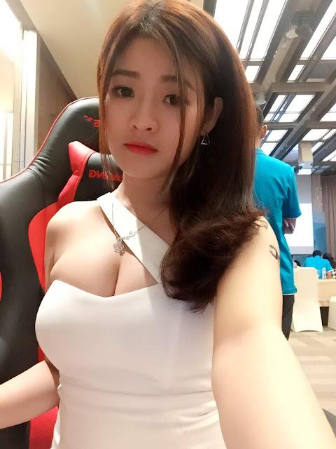 hot girl anna trang