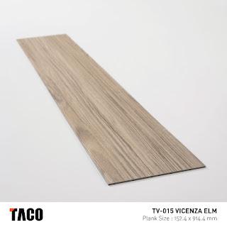 Vinyl Taco TV-015 Vicenza Elm