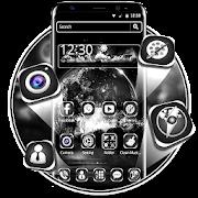 App Black Moon Night Theme APK for Windows Phone