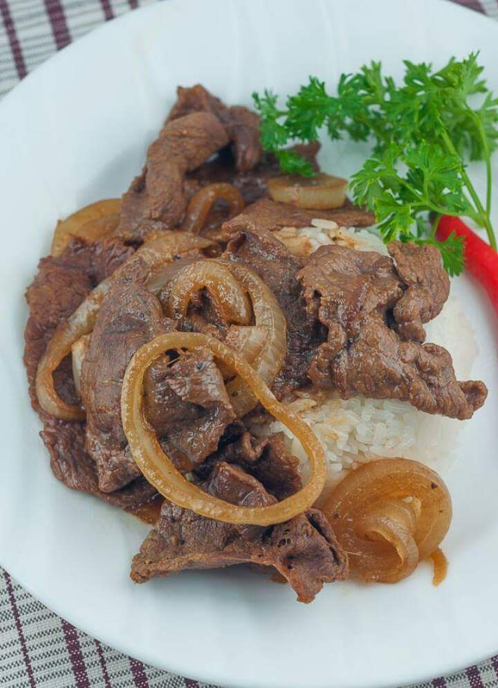 PINOY BEEF