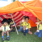 Camping Activity (Junior KG) 24-9-14