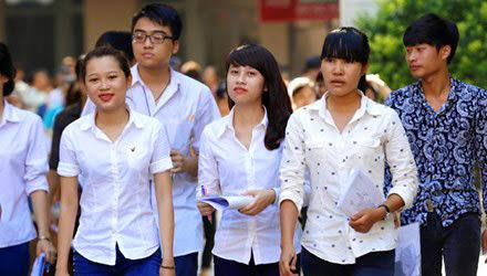 Sau kỳ thi chung quốc gia: Nhiều trường đại học sẽ kiểm tra lại - 1