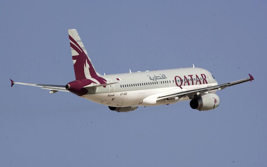 Qatar Airways Desktop Wallpaper