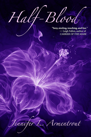 Review: Half-Blood by Janenifer L. Armentrout
