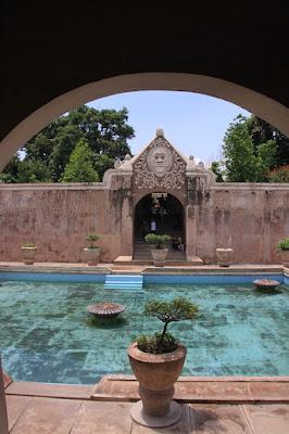 Pusat Kota Bersejarah Yogyakarta