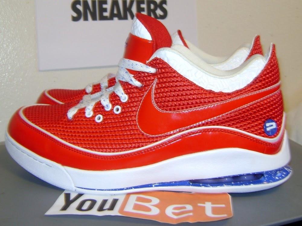 b4bd9294c22 ... Nike LeBron VII Low 8220CSKA Moscow8221 Woven Sample ...