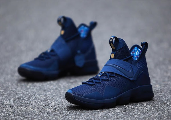 Release Reminder Nike LeBron 14 Agimat Launches Not Only In Philippines