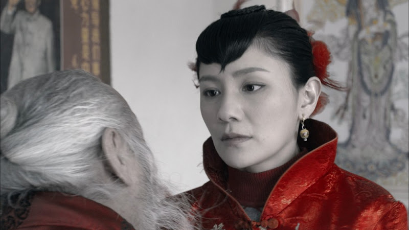 Wu Ye Xun Fang Lu China Movie