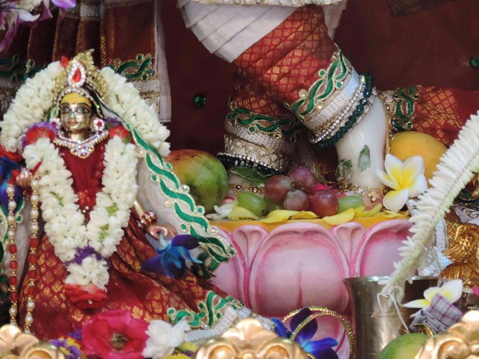 ISKCON Bangalore Deity Darshan 29 May 2016 (8)
