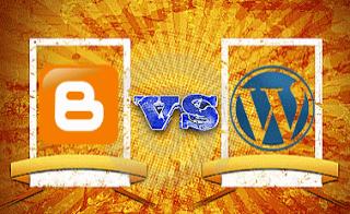 Blogger Vs Wordpress qual o melhor