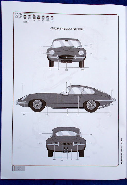 Jaguar type E 3L8 FHC  (heller ) 1/24e ref 80709 Puma%252520et%252520jaguar%252520type%252520e%252520058