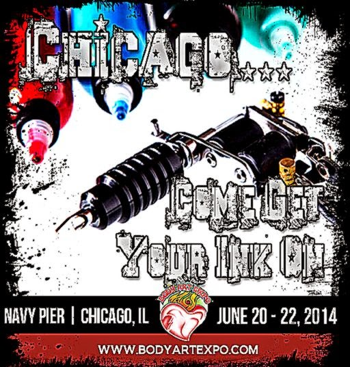 Body Art Expo   Shows Chicago