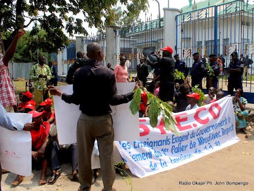 Maniema : les enseignants des écoles publiques de Kasongo et Kabambare en grève