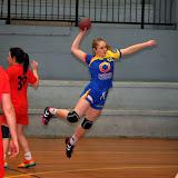 Moins de 18 féminines contre Tournus (23-03-14)