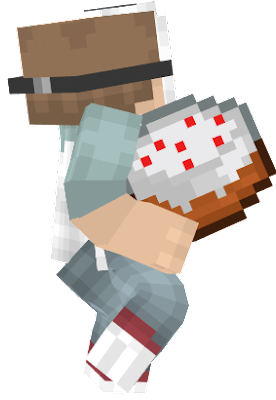 If you know who this is, your awesome! Check out some of my other skins, if you like this one. Also, leave a comment and like if you want more skins! I'm also doing requests!