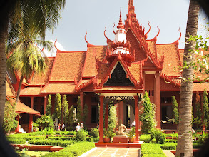 Photo: Museum in Phnom Penh