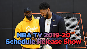 NBA TV 2019-20 Schedule Release Show thumbnail