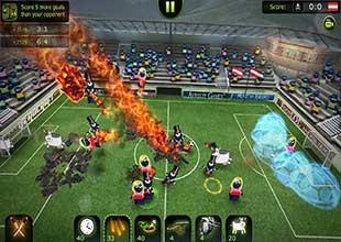لعبة الاكشن كرة القدم فوت لول FootLOL