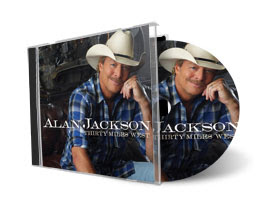 Alan Jackson – Thirty Miles West