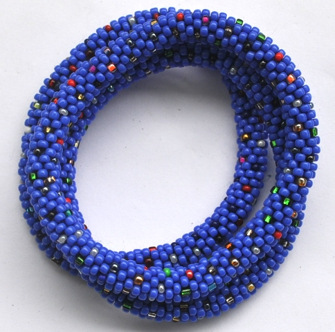 Assorted Blue mix bracelets