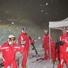 Skishow am Brunnerlift 05.02.2014