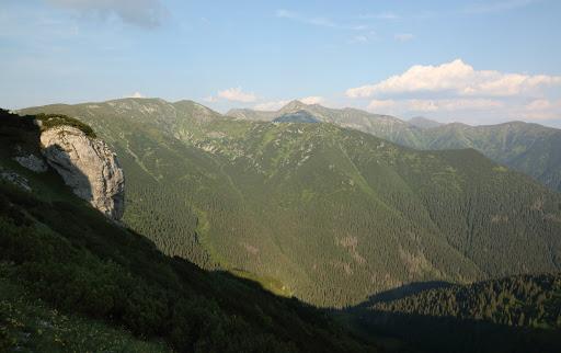 Nad Bobroveckou dolinou