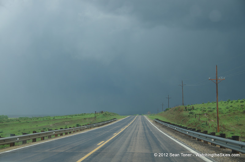 04-14-12 Oklahoma & Kansas Storm Chase - High Risk - IMGP0398.JPG