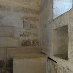 Château de Vincennes : donjon, latrines