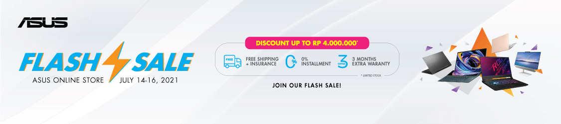 Asus Store Flash Sale