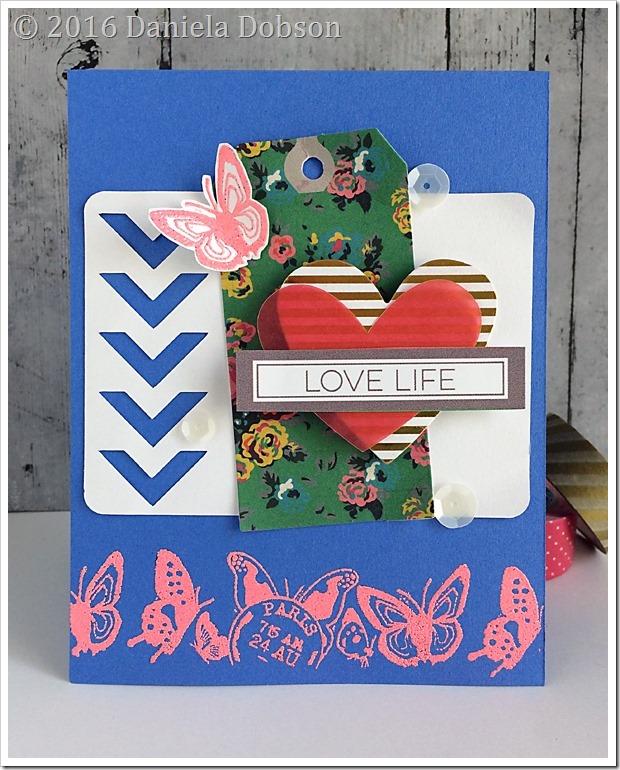 Love life by Daniela Dobson