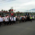 Warga Sambut Hangat Aksi Long March Peserta Bela Islam III di Tasikmalaya, Jawa Barat