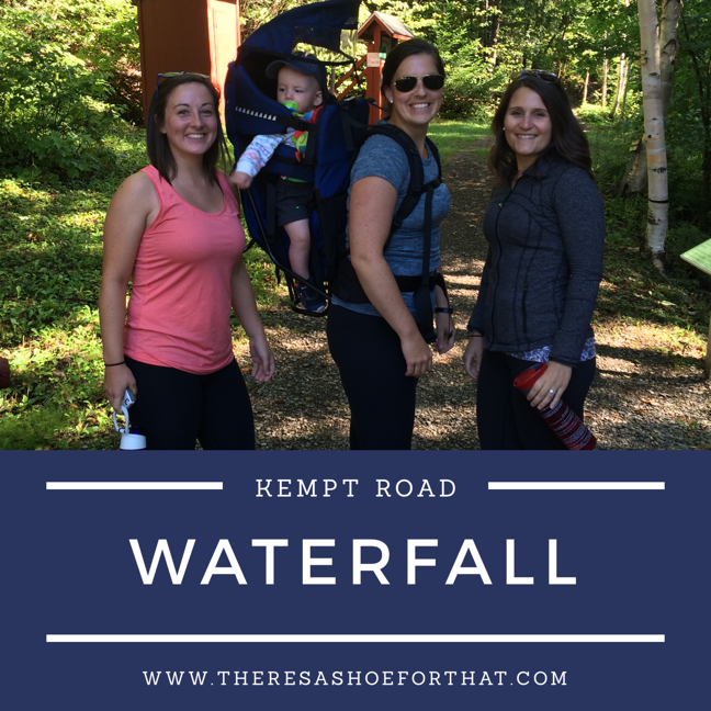 Kempt Road Waterfall