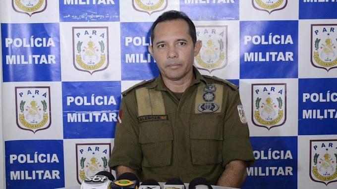 Polícia Militar Realiza ação cidadã em Altamira.