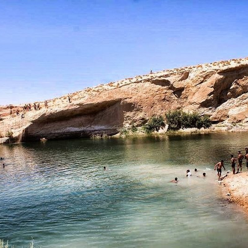 Lac de Gafsa: Tunisia's Mysterious Lake That Appeared Overnight
