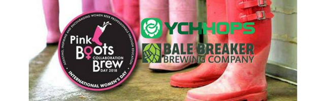 Bale Breaker YCH Hops & Pink Boots Society Collaboration Coming 3/28