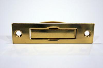 裝潢五金品名:迴轉把手-3規格:25*90MM顏色:亮金色玖品五金