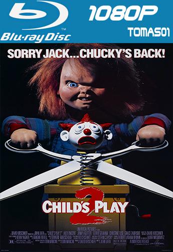 Chucky el muñeco diabólico 2 (1990) (BRRip) BDRip m1080p