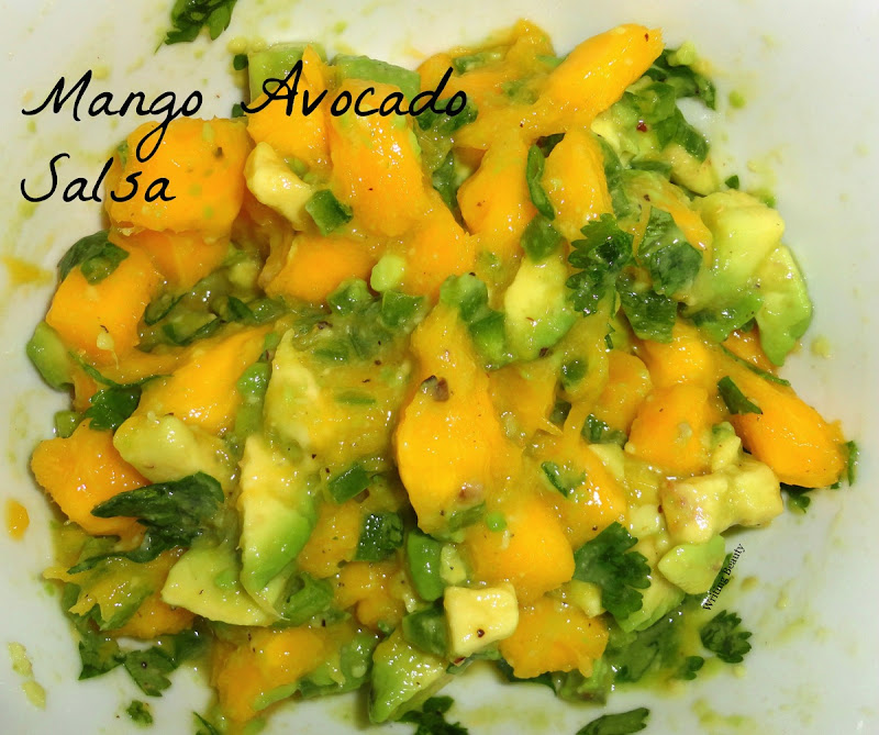 Mango Avocado Salsa recipe 2