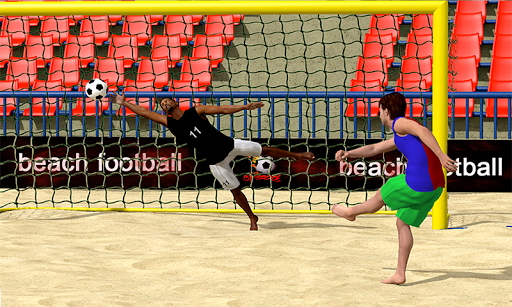 Beach Football 1.14 app download 2