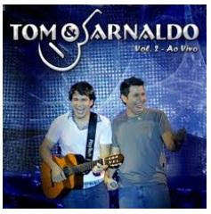 Brinde Grátis CD Tom e Arnaldo