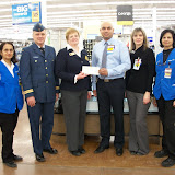 Walmart donation to 707 [1]