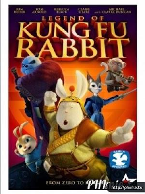 Kungfu Thỏ Ngố