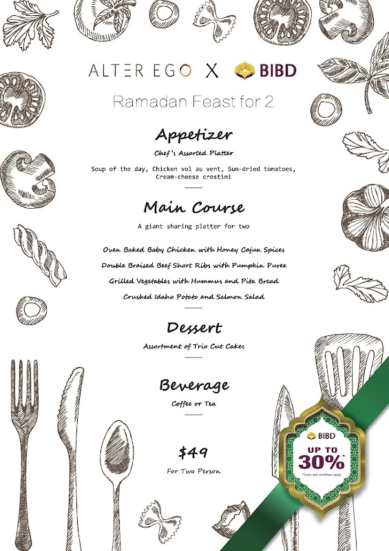 AE Ramadan Feast for 2