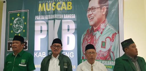 "DPC PKB Soppeng MUSCAB "" Ketua terpilih akan jadikan Soppeng Lumbung Suara AMURE """