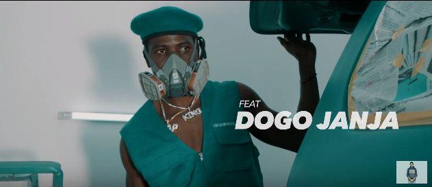 New VIDEO   Maarifa Ft Dogo Janja - Acha Iwe   Mp4 Download