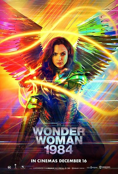 Wonder Woman 1984 (2020) (HD + Original Audios) - [1080p & 720p - AVC / HEVC - (Tamil + Telugu + Hindi + Eng) - 6.7GB - 3.6GB - 2.7GB - 1.8GB - 1.3GB & 800MB | x264 / XviD - 700MB - 400MB & 200MB] - ESub