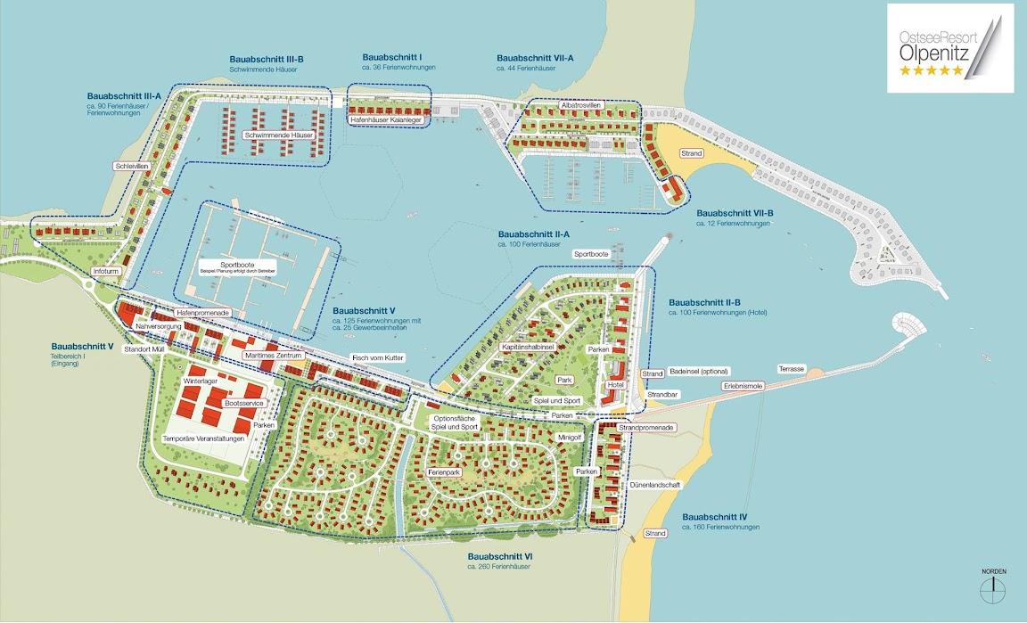 ausblick wie geht es weiter im ostsee resort port olpenitz. Black Bedroom Furniture Sets. Home Design Ideas