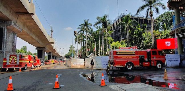 Setelah Kejaksaan Agung Terbakar Hebat, Pertanyaan Antasari Azhar Tentang Bukti Kasus Bank Bali Semakin Viral