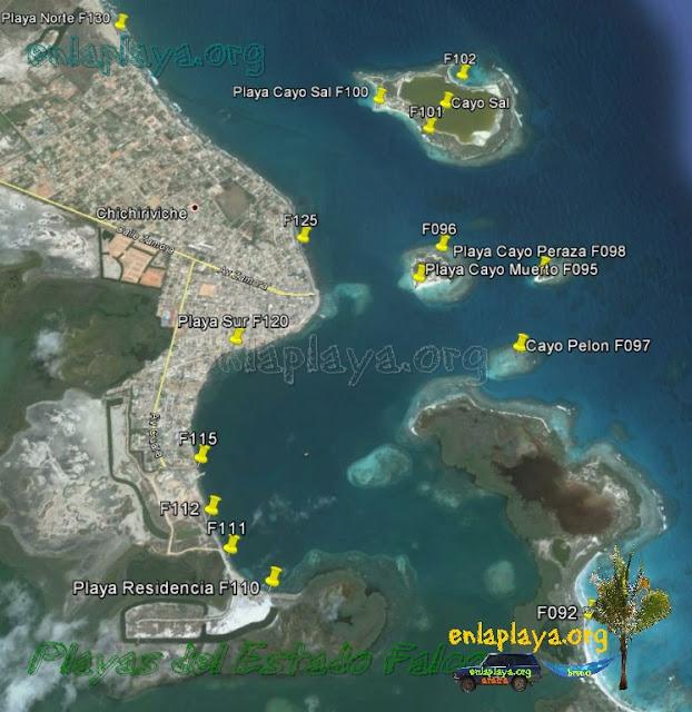 Playas del Parque Nacional Morrocoy